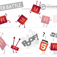 Flash vs. HTML5