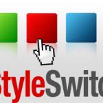 การทำ CSS Style Switcher