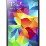 ซัมซุงเปิดตัว Galaxy S5 สมาร์ทโฟนเรือธงกันน้ำกันฝุ่น พร้อมเซนเซอร์สแกนลายนิ้วมือในตัว