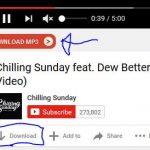 วิธี Download Youtube (ทั้ง mp3 และ mp4)
