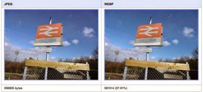 WebP คืออะไร