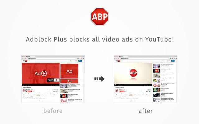 วิธีบล็อกโฆษณา Youtube