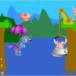 Game : เกมส์หมูสามตัว