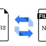How to : วิธี FAT32 to NTFS (บันทึกช่วยจำ)
