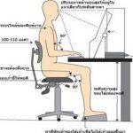 Recommend : ขอ 1 นาที เพื่อท่านั่งทำงานที่ถูกวิธี