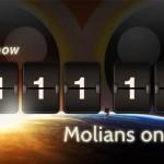 Update : MOLOME ฉลองยอดผู้ใช้งานครบ 1,111,111 ราย