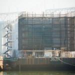Update : พบเรือบรรทุกตู้คอนเทนเนอร์ลึกลับกลางอ่าวซานฟรานฯ เจ้าของคือกูเกิล