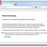How to : การใช้ Private Browsing สำหรับ Firefox และ Chrome