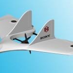 Review : Sony พัฒนาโดรน Aerosense เพื่อการค้า-เน้นถ่ายภาพมุมสูง