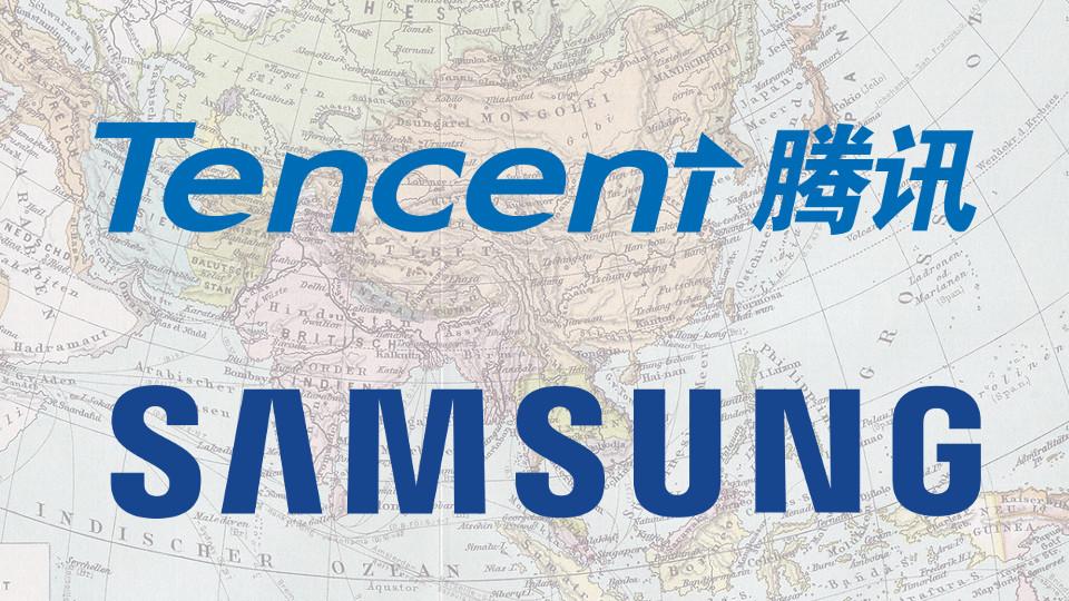 tencent-samsung-asia